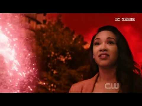 Flash Season 6 Episode 2- Barry Sees Himself Die in Future-Crisis on Infinite Earths