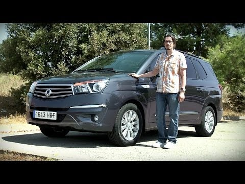 Ssangyong Rodius – Prueba / Test / Review (2013)