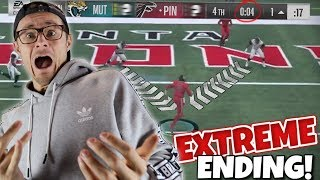 Download Lagu THE MOST INTENSE 4TH QTR GOAL LINE STAND DECIDES THE WHOLE GAME!! Madden 18 Packed Out Mp3