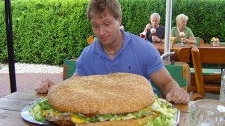 Essing Germany  city photos : Furious World Tour | Germany Tour - Big Burgers Schnitzels and More! | Furious Pete