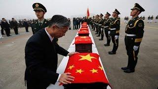 Республика Корея передаст КНР останки 28-ми китайских солдат 22 марта