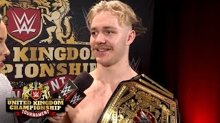 Nonton Tyler Bate Reacts To Being Crowned History S First Wwe United Kingdom Champion  Jan  15  2017 Film Subtitle Indonesia Streaming Movie Download
