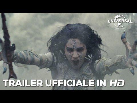 Preview Trailer La Mummia (2017),  secondo trailer ufficiale italiano
