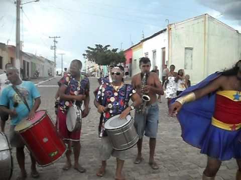 Pão de Açucar  Al  Povoado Alecrim   carnaval 2011- p.Hélio