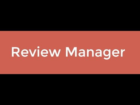 Employee Review Manager