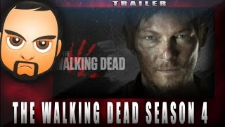 THE WALKING DEAD SEASON 4 - TRAILER OFICIAL  HD - YouTube