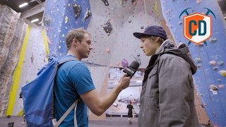 Alex Megos At The Klättercentret Telefonplan: Iconic Gyms | Climbing Daily Ep.862 by EpicTV Climbing Daily