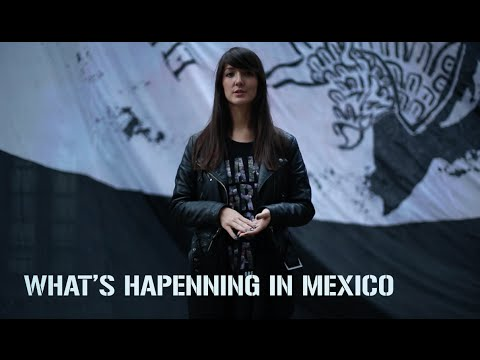 Happening - JOIN US at http://yamecanse.mx #YaMeCansé that means