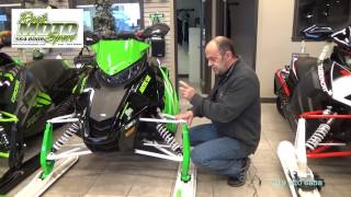3. Arctic Cat 2017 ZR 9000 RR