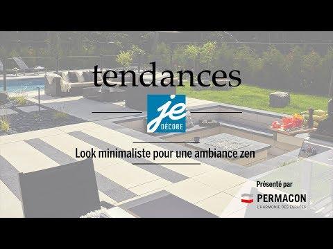 Tendances - Look minimaliste pour une ambiance zen