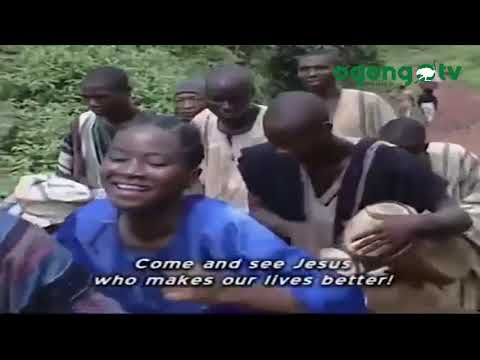||ESIN AJOJI||MOUNT ZION MOVIES||DIRECTED BY MIKE BAMILOYE