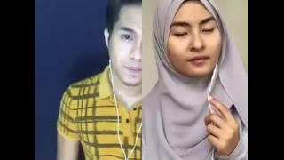 Memori Daun Pisang by Amelina & Iwan - Zaroll Zariff & Wany Hasrita(Smule Malaysia)