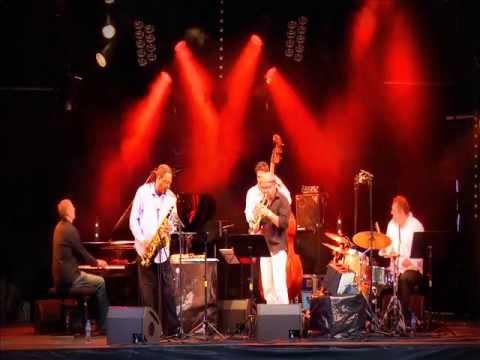 Caryl Baker Quartet & Chico Freeman – Auvernier Jazz Festival 2013