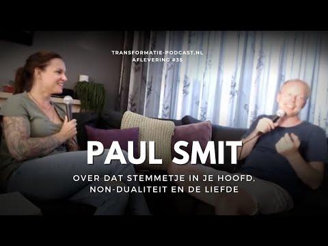 Filosoof Paul Smit Over Non Dualiteit En De Liefde TAP 35