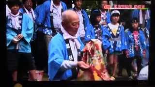CCNet放映・比良賀神社秋祭り