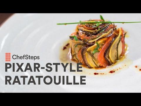 How To Make PixarStyle Ratatouille
