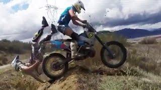 Video Epic Motocross & Funny Enduro Dirtbike Crashes 2016 MP3, 3GP, MP4, WEBM, AVI, FLV November 2017