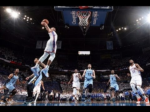 plays - Check out the Top 5 plays from April 21st, highlighted by a big postseason dunk by Russell Westbrook. Visit nba.com/video for more highlights. About the NBA:...