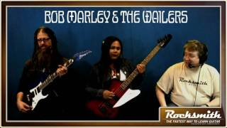 """This week's dev stream featured all five selections from the Bob Marley & the Wailers song pack, including """"Is This Love,"""" """"Could You Be Loved,"""" """"Buffalo Soldier,"""" """"No Woman, No Cry,"""" and """"Redemption Song."""" We featured a few new faces, and Poedy had an interesting take on the closing track. -- Watch live at https://www.twitch.tv/rocksmithgame"""