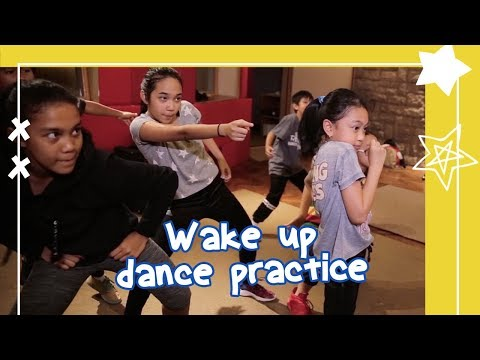 Video Zara Leola - Wake Up | Dance Practice download in MP3, 3GP, MP4, WEBM, AVI, FLV January 2017