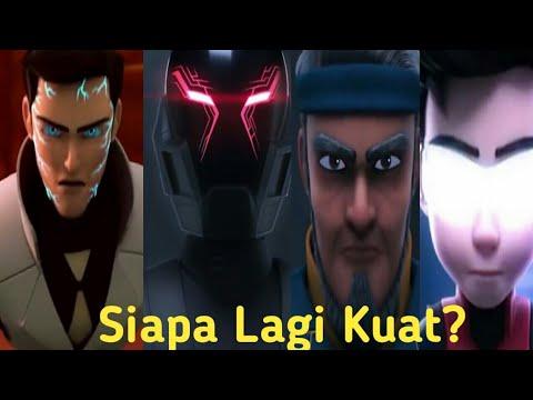Video 4 Watak Terkuat Dalam Animasi Ejen Ali download in MP3, 3GP, MP4, WEBM, AVI, FLV January 2017