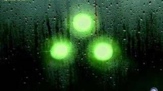 Splinter Cell Chaos Theory  (Radio Song)