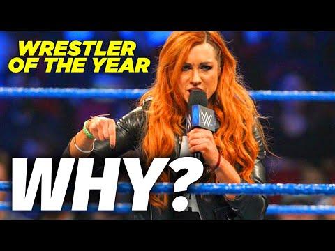 Why Becky Lynch Is WWE's Best Wrestler Of 2018