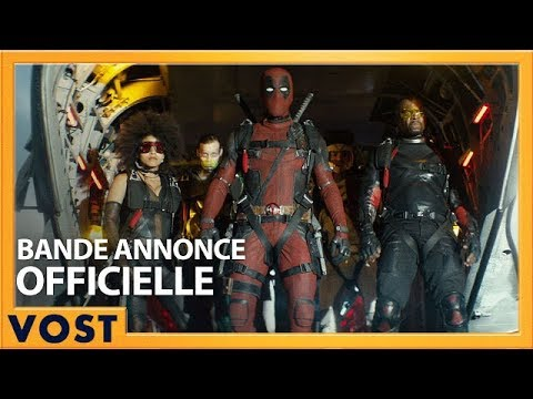 Deadpool 2 - BA Officielle VOST HD | Greenband