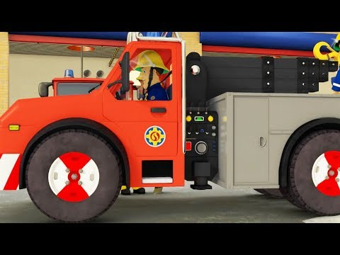 Fireman Sam US New Episodes HD   The Great Guinea Pig Rescue   Animal safety!   Kids Movies