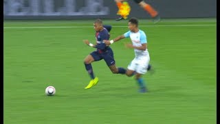 Kylian Mbappe Sonic Speed ● Crazy Runs & Acceleration