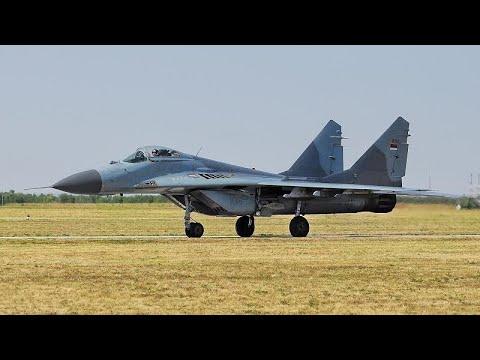 Serbien: Geschenkte Kampfjets - Einfluss aus Russland?