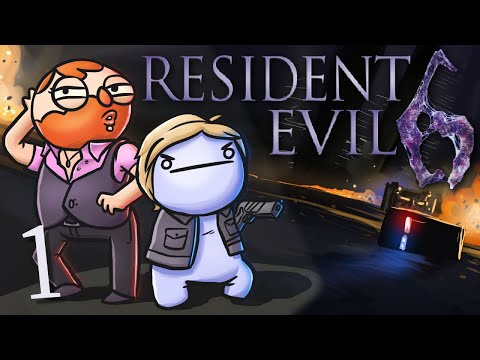 6 1 - Jesse and Cry join forces to beat the 6th installment of the Resident Evil franchise. Can our two heroes save the day? Or will they fall victim to the totes spoopy manor! Cryaotic's youtube:...