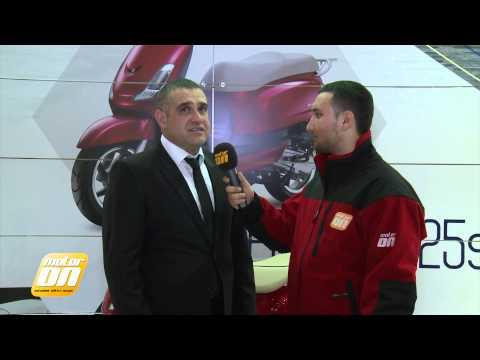 Eurasia Moto Bike Expo 2014 - SYM Motor