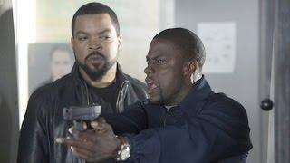 Ride Along (Kevin Hart) Funny Gun shooting scene HD