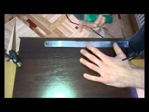 Как клеить пластиковую кромку своими руками 72