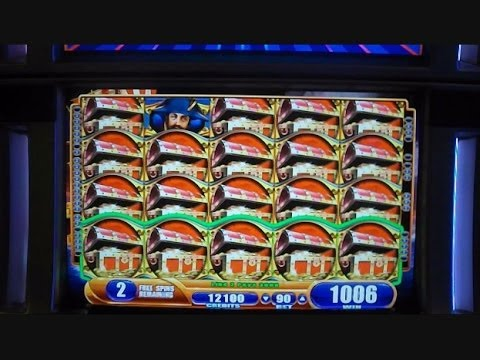 Pirate Ship – FULL SCREEN WILDS – SUPER MEGA HUGE GIANT BIG WIN – Slot Machine Bonus Round