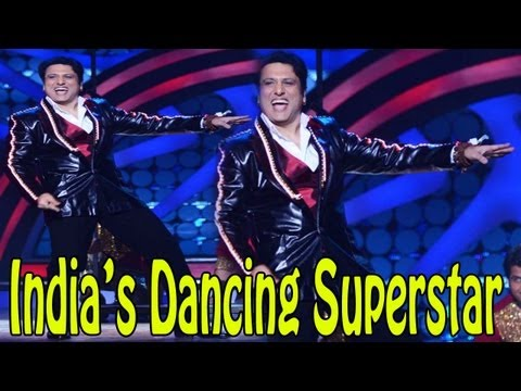 Video Dancing Hero Govinda On The Sets Of ''India's Dancing Superstar'' download in MP3, 3GP, MP4, WEBM, AVI, FLV January 2017