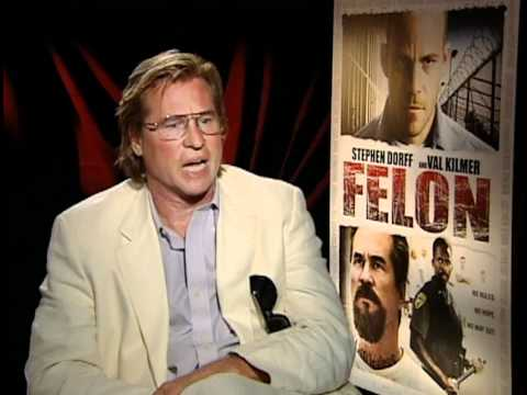 Felon - Exclusive: Val Kilmer Interview