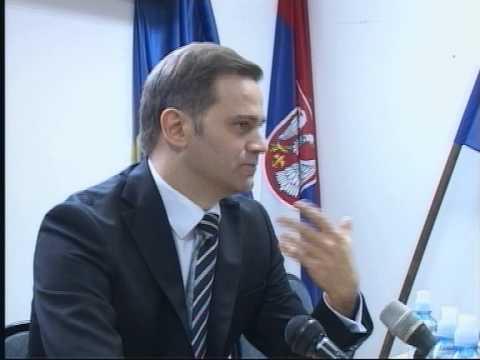 Борислав Стефановић на седници ГрО ДС Чачак
