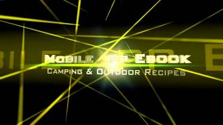 Recipes for camping YouTube video
