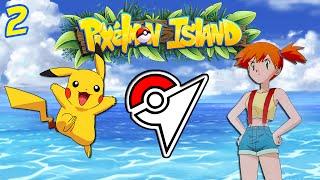 Pixelmon Island Ep. 2 | The Ocean Gym & Rare Gym Leader