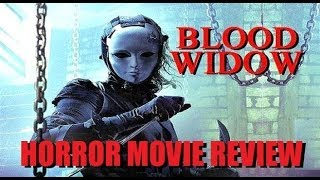 BLOOD WIDOW ( 2014 Danielle Lilley ) Female Slasher Horror Movie Review