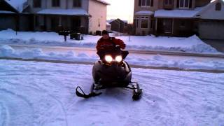 9. 2009 Polaris 600 iq shift