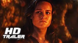CAPTAIN MARVEL - Teaser Trailer [2019] Brie Larson, Samuel L. Jackson | Marvel Movie (HD) Fan Edit