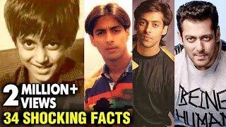 Video SHOCKING Salman Khan UNKNOWN And Interesting Facts   Happy Birthday Salman Khan MP3, 3GP, MP4, WEBM, AVI, FLV Maret 2019