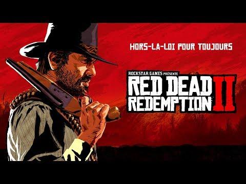 Trailer de lancement de Red Dead Redemption 2