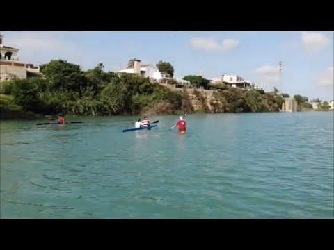 Piragüismo en Santa Quiteria