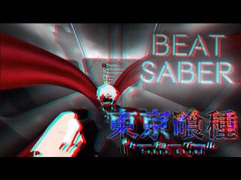 Download Beat Saber Tokyo Ghoul Op Unravel Expert Video 3GP Mp4 FLV
