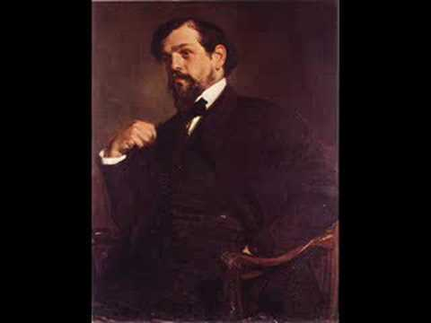 DEBUSSY PLAYS DEBUSSY - Arabesque No.2 (piano Roll)