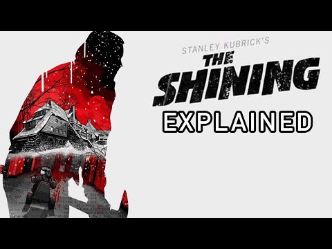 THE SHINING (1980) Explained